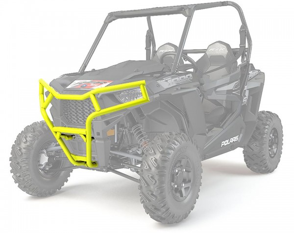 RZR Frontbumper Deluxe Lime Squeeze
