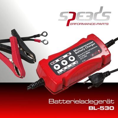 SPEEDS Erhaltungsgerät BL530 12/6 Volt