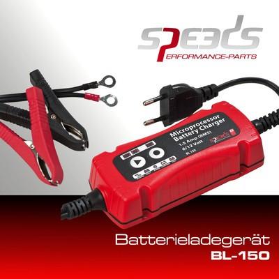SPEEDS Erhaltungsgerät BL150 12/6 Volt