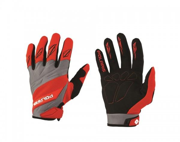 Polaris Off-Road Handschuhe rot