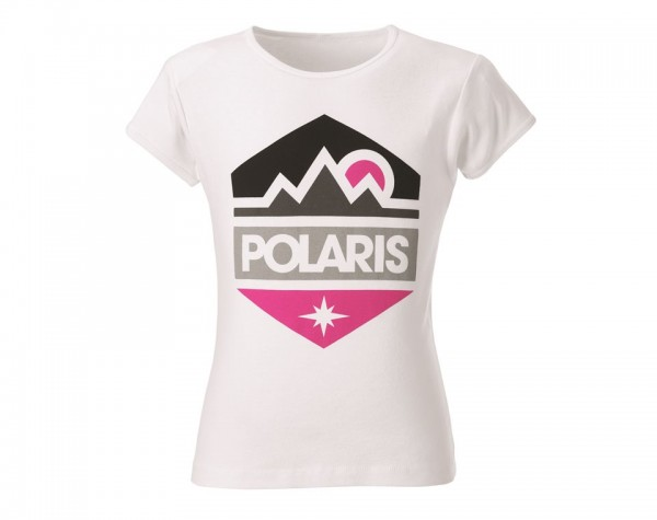 Polaris Kinder Hex T-Shirt weiß