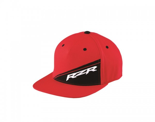 RZR Socal Cap rot/schwarz