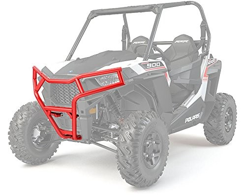 RZR Frontbumper Deluxe Indy Red