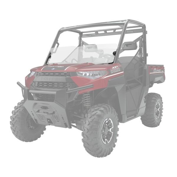 Ranger Full-Size Poly Frontscheibe halbhoch