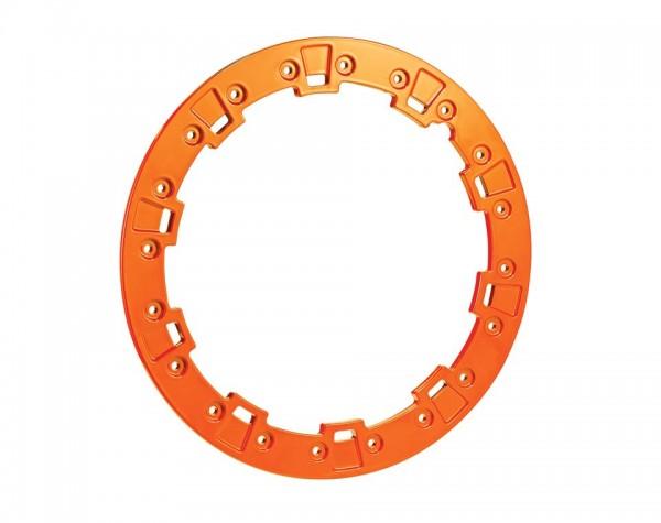 "Polaris Beadlock Ring 14"" Orange Crush"