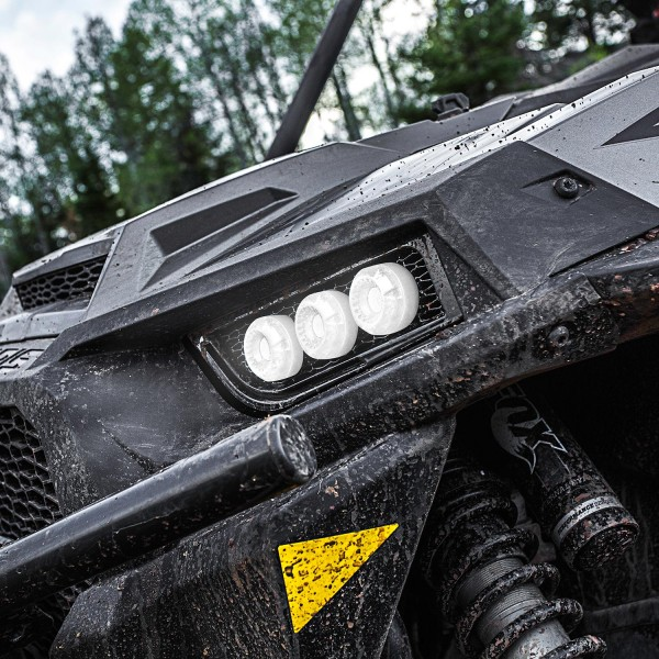 RZR Trailblazer LED Blende White
