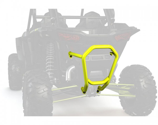 RZR Heckbumper Bull Lime Squeeze