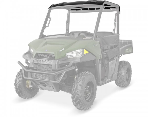 Ranger Mid-Size Kunststoffdach Sport schwarz