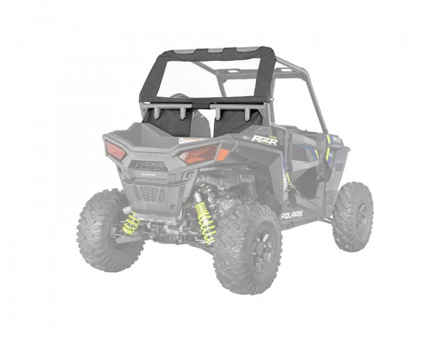 RZR Canvas Heckpanel