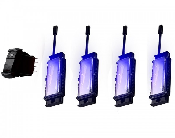 Polaris Accent Light Kit blau