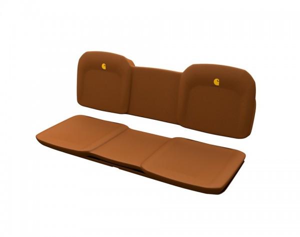 Carhartt Sitzbank-Schonbezug komplett braun