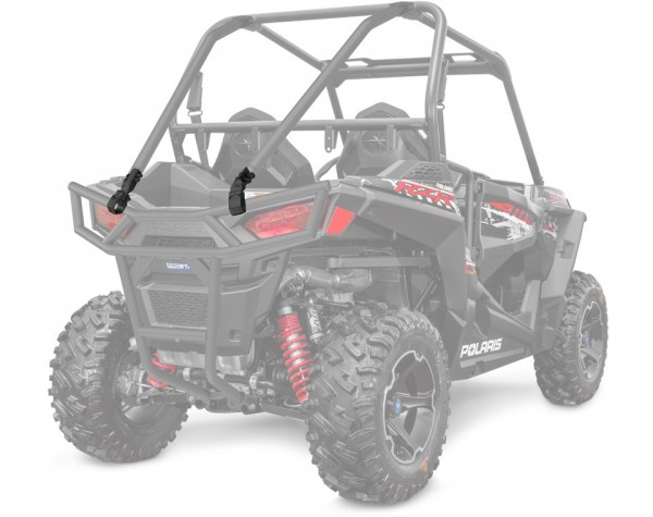 RZR Heckbumper-Adapter