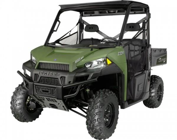 Ranger Full-Size HD Stahldach