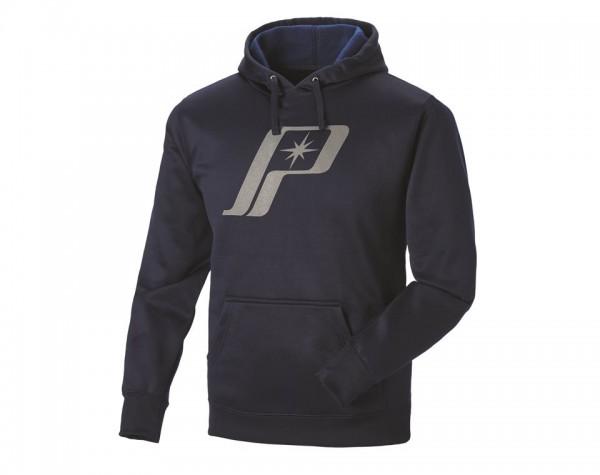 Polaris Herren Retro Logo Hoodie navy