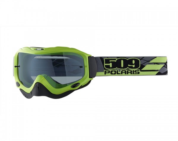 Polaris 509 Crossbrille lime