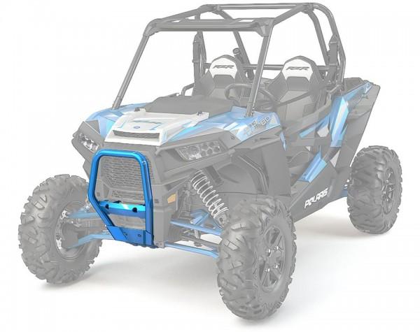 RZR Frontbumper Bull Velocity Blue