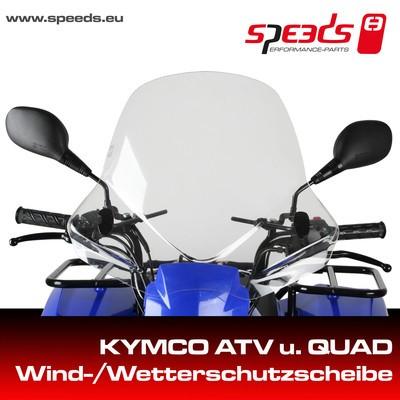 Speeds ATV Wind-/ Wetterschutzscheibe
