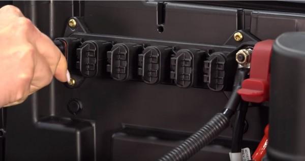 Ranger Full-Size Dach-Kabelsatz
