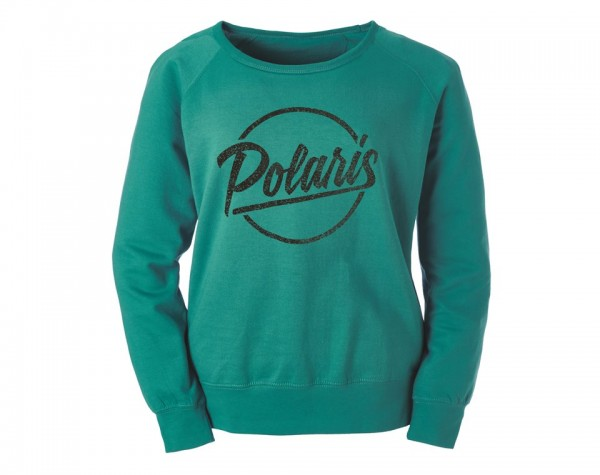 Polaris Damen Sweatshirt türkis