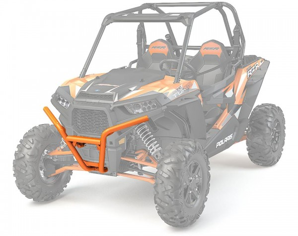 RZR Frontbumper Low Profile Spectra Orange