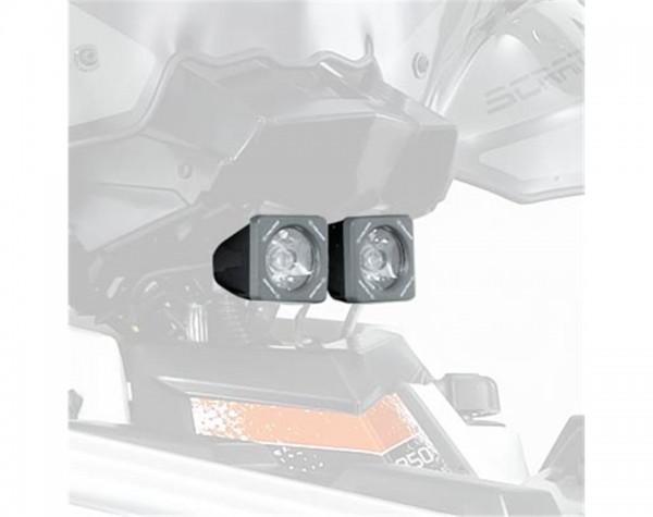 Scrambler Lenker-LED-Scheinwerfer