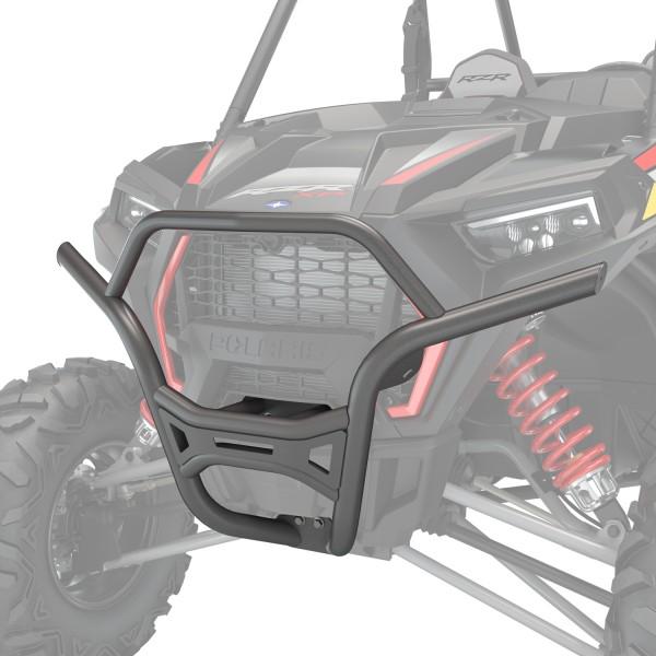 RZR Frontbumper Desert Titanium