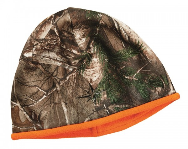 Polaris Wende-Beanie camo-orange