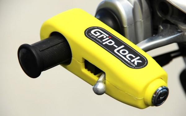 Grip-Lock Bremshebelsperre gelb
