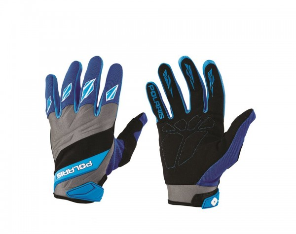 Polaris Off-Road Handschuhe blau