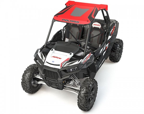 RZR Graphic Sport Dach Indy Red