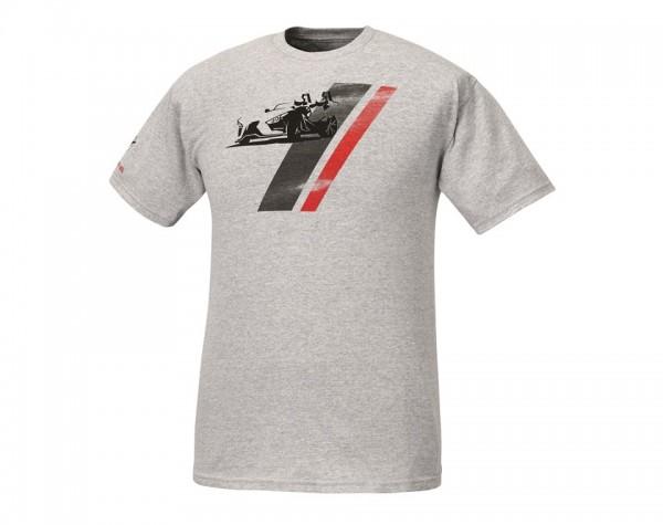 Slingshot Herren Gears 4 Fears T-Shirt grau