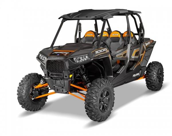 RZR 4 Lock & Ride Poly Sportdach