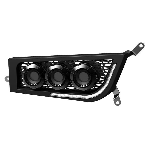 RZR Trailblazer LED Blende Raw