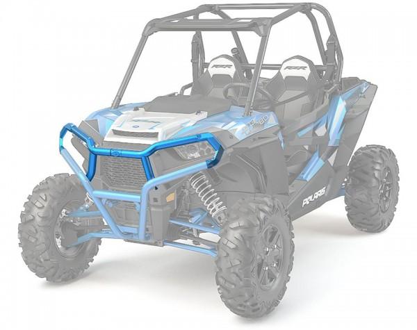 RZR Frontbumper-Erweiterung Velocity Blue