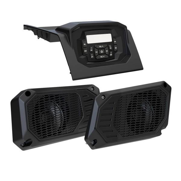 Ranger Full-Size Audio System
