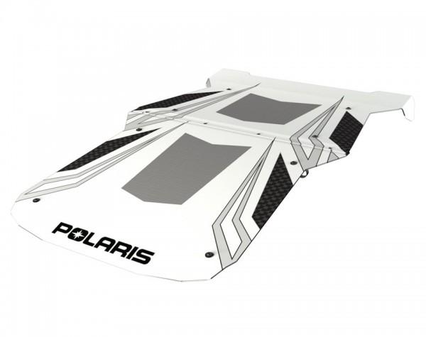 RZR 4 Graphic Sport Dach Bright White