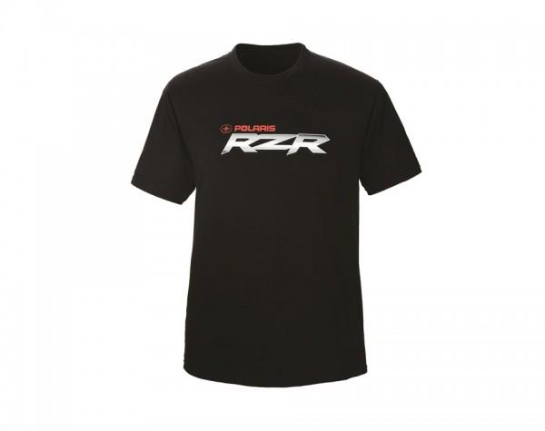 RZR Herren Classic T-Shirt schwarz