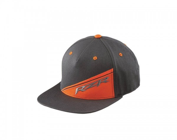 RZR Socal Cap grau/orange