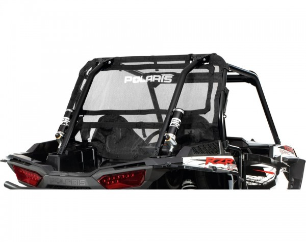 RZR XP Mesh Heckpanel