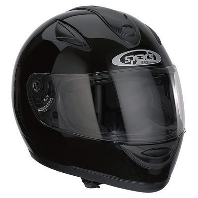 SPEEDS RACE Uni schwarz glänzend