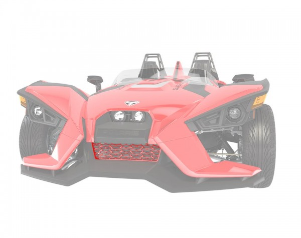 Slingshot Grill Red Pearl