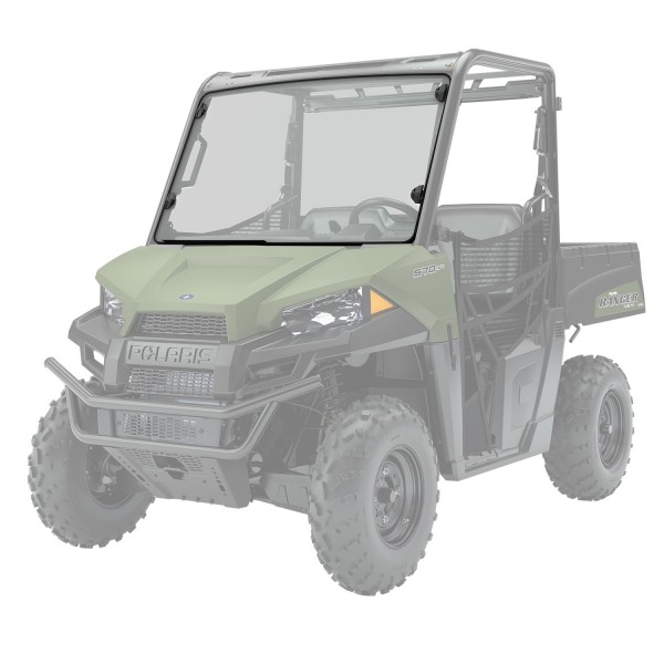 Ranger Mid-Size Poly Frontscheibe Standard