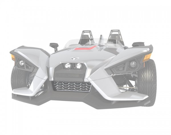 Slingshot Grill Turbo Silver