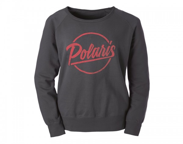 Polaris Damen Sweatshirt grau