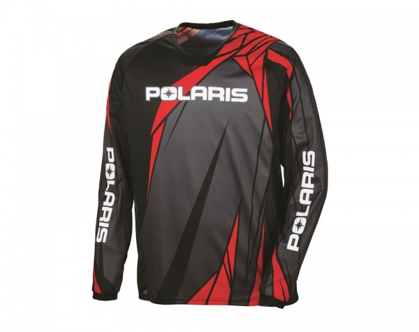 Polaris Off-Road Jersey rot