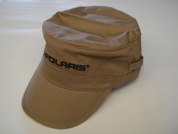 Polaris Army Cap beige
