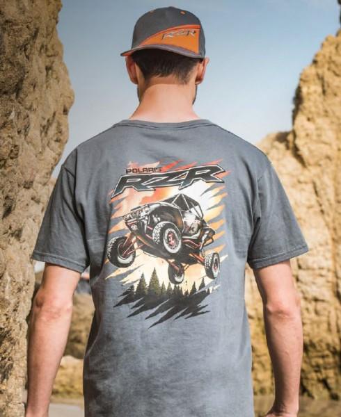 RZR Herren Air T-Shirt grau