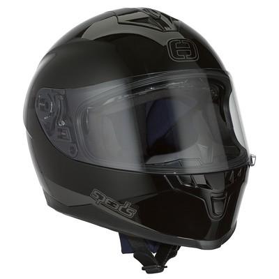 SPEEDS RACE II Uni schwarz glänzend