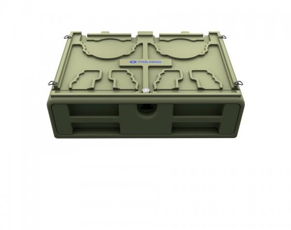 Lock & Ride Ladeflächen-Schubladensystem