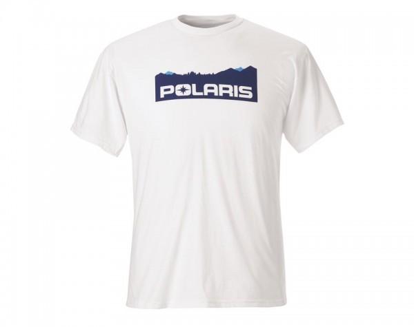 Polaris Herren Scape T-Shirt weiß